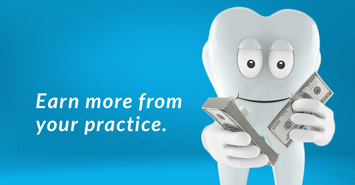 Earn Fore From Your Practice