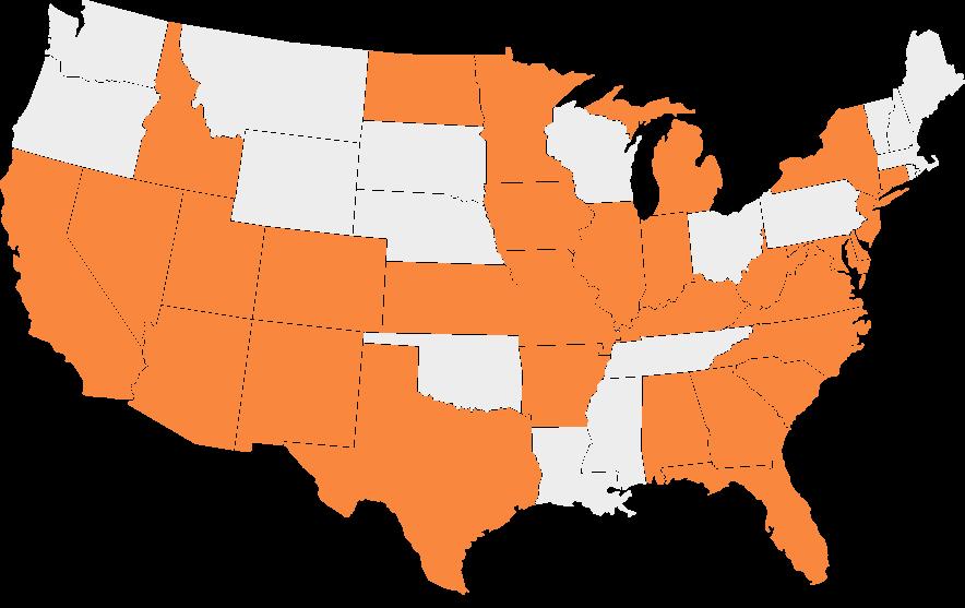current client locations